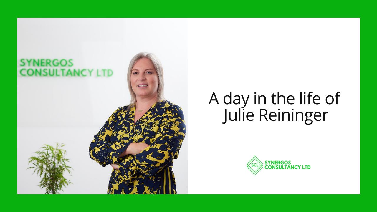 Julie Reininger Business Manager