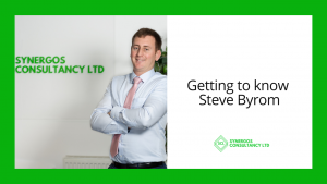 Steve Byrom Synergos Consultancy